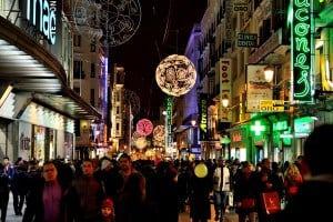 Mejores rincones de Madrid  para ir de compras