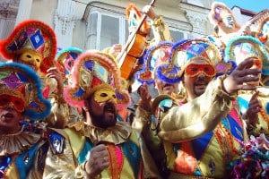Vive el Carnaval en Madrid
