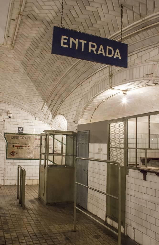Museos de Madrid que se pueden visitar sin salir del metro