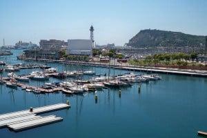 Los restaurantes con las mejores vistas de Barcelona