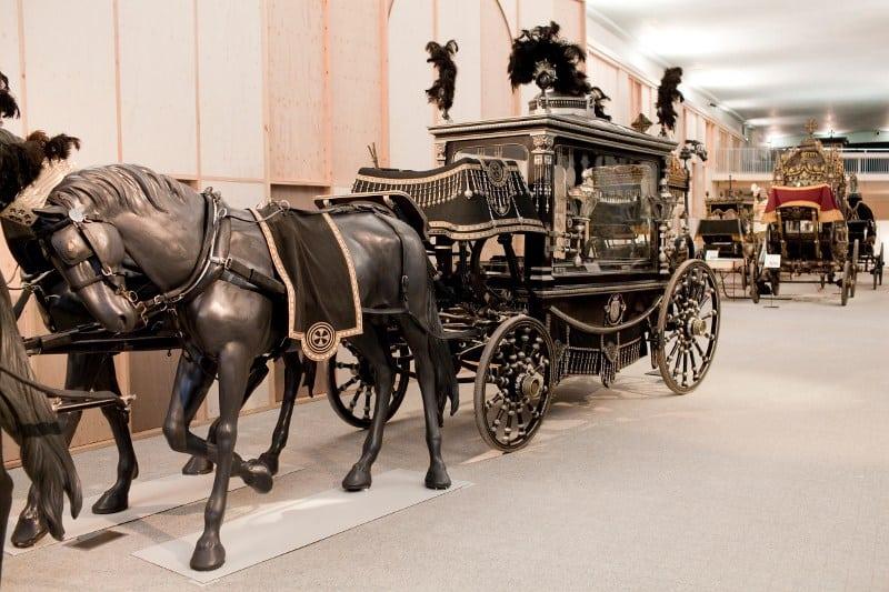 Museos de Barcelona Carruajes