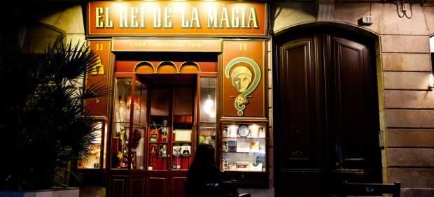 Museos de Barcelona - El rey de la magia