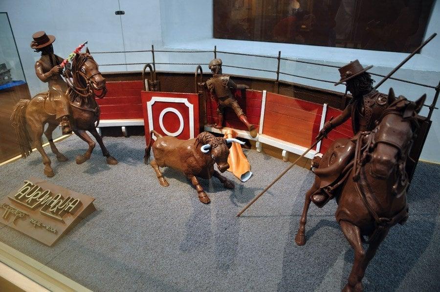 Museos de Barcelona - Museo del Chocolate