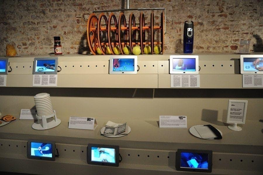 Museos de Barcelona - Museo de ideas e inventos