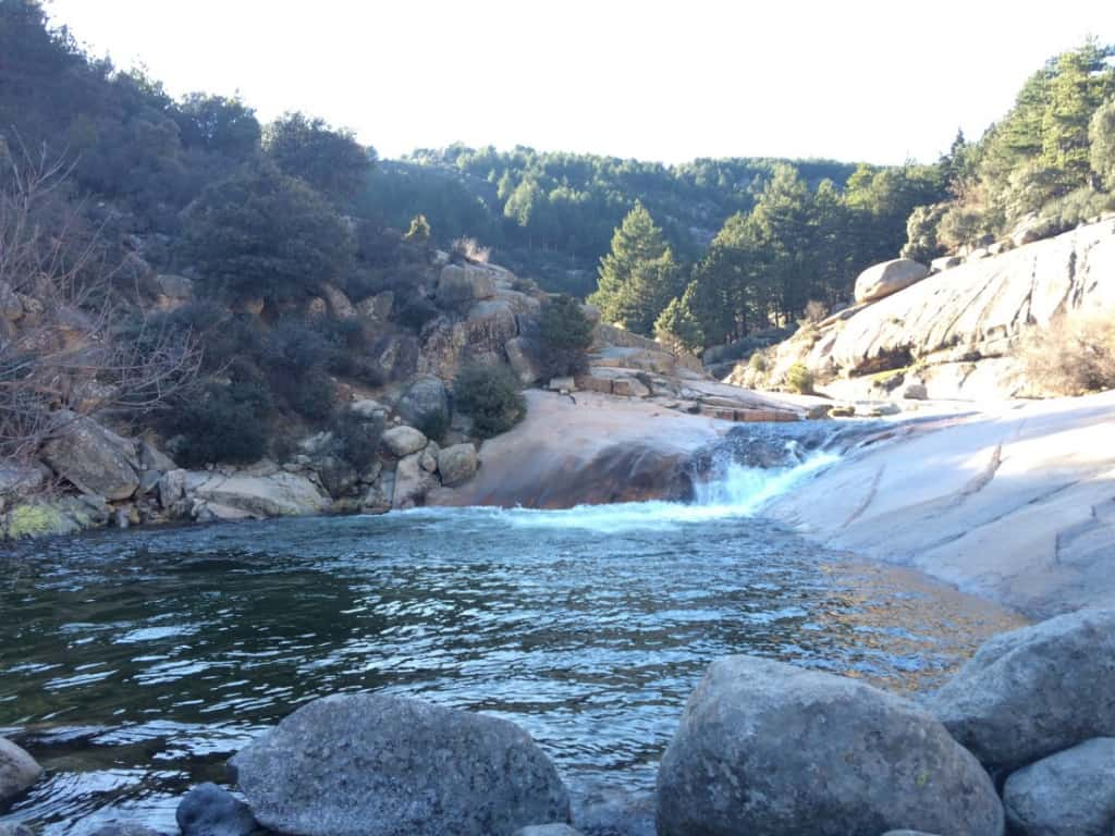 Piscinas Naturales en Madrid de Ensueño