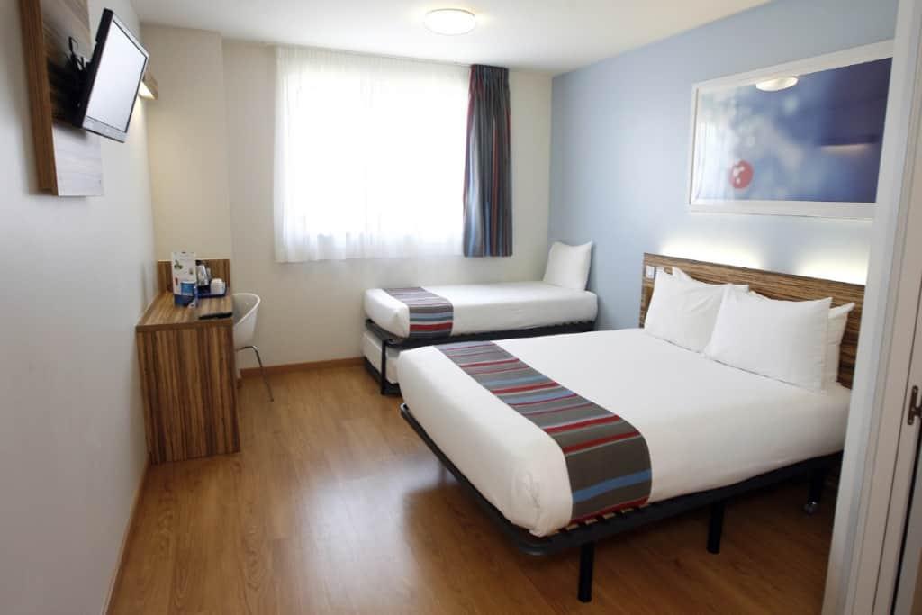 Hotel Económico en Barcelona