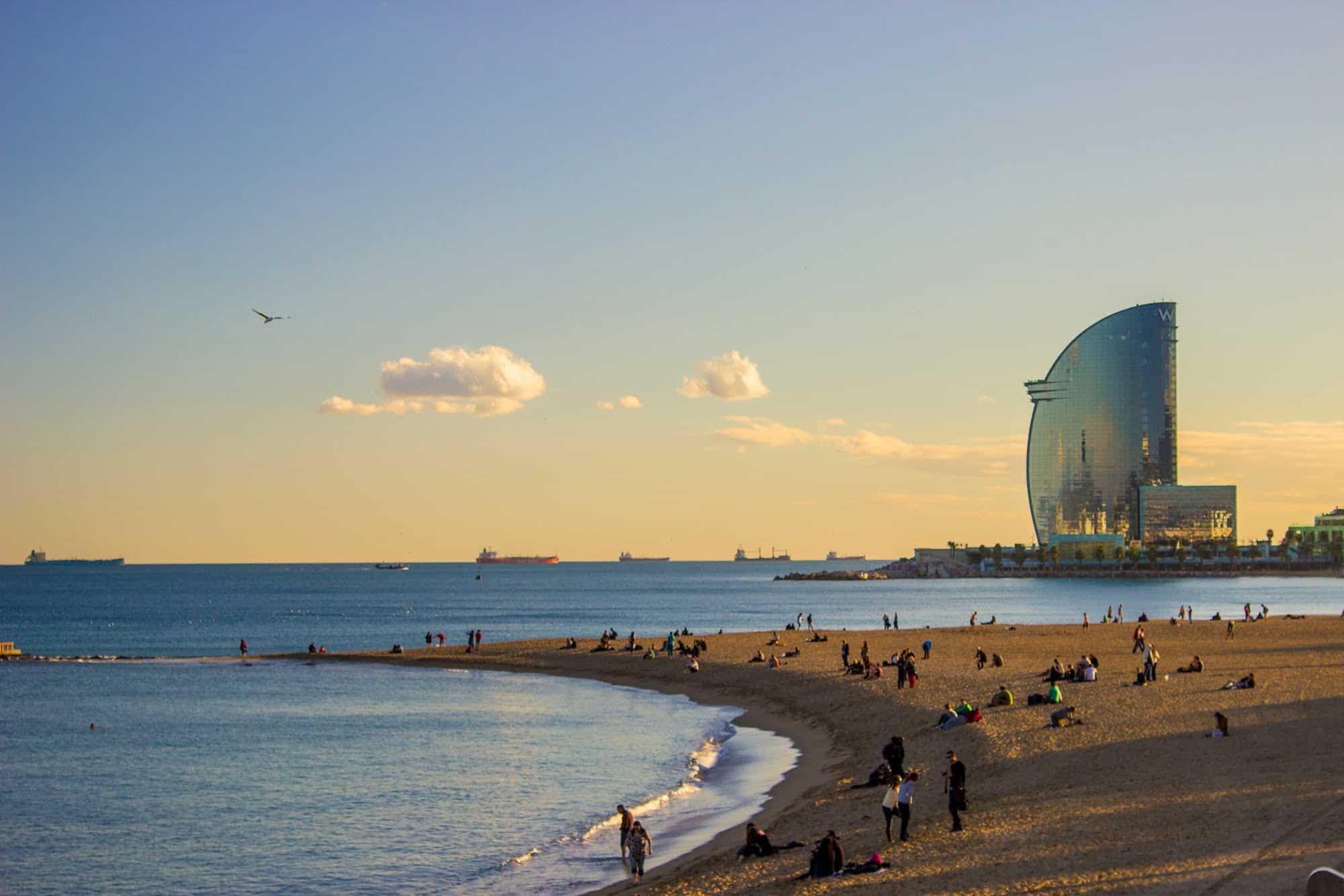 una semana santa original Barcelona