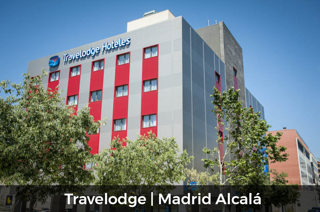 Hotel cerca del Wizink Center en Madrid