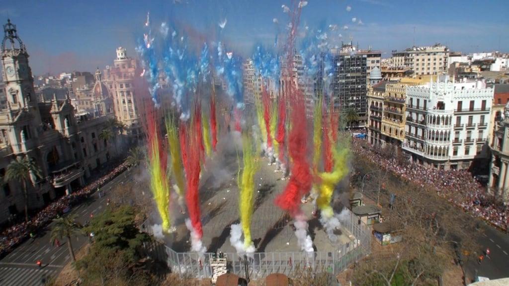 Fiesta del 9 de Octubre en Valencia