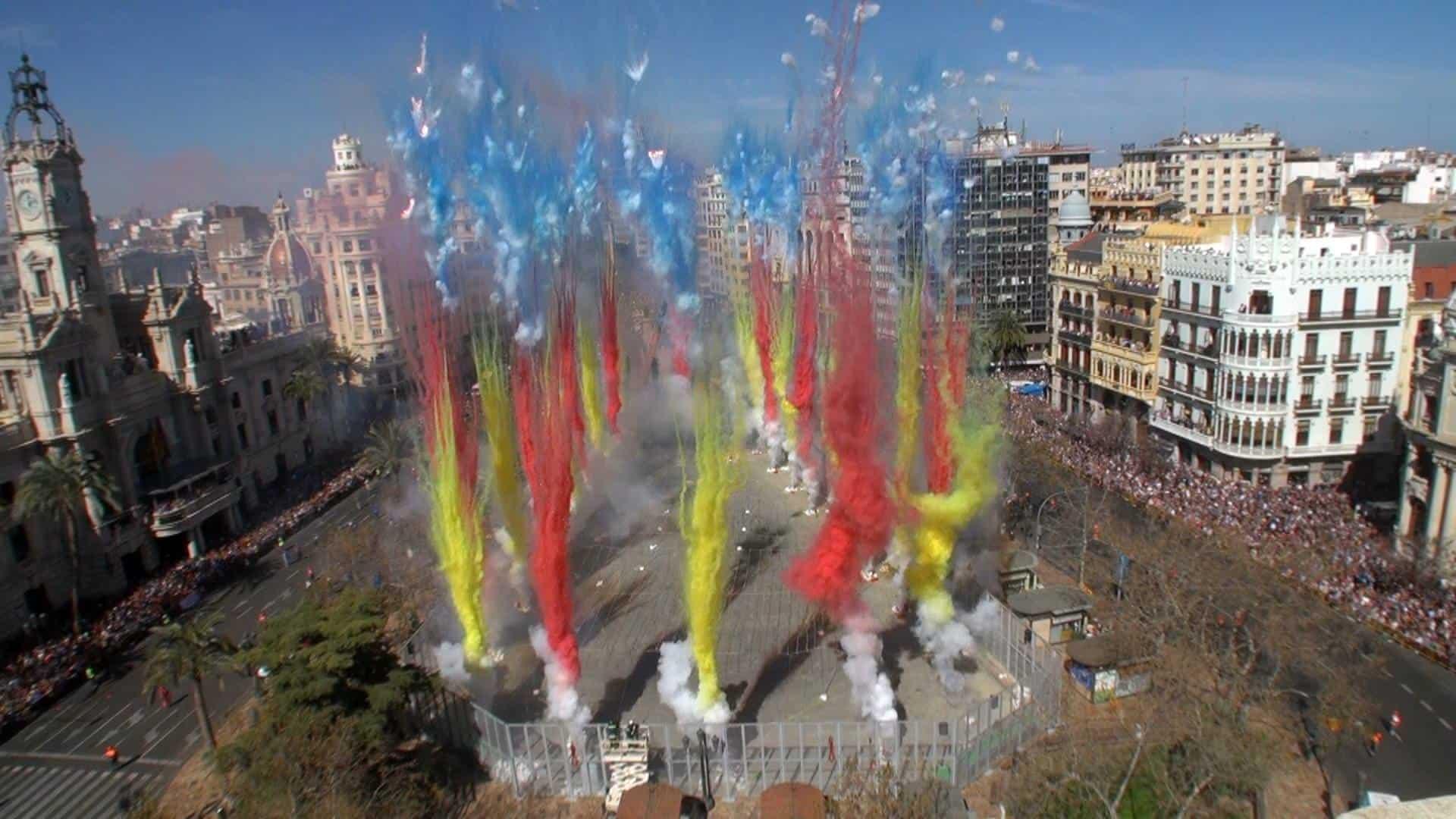 Fiesta del 9 de Octubre en Valencia y de Moros y Cristianos 2017