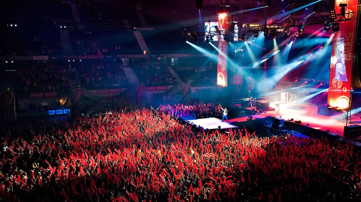 Coca Cola Music Experience 2017 – Programación y Alojamiento