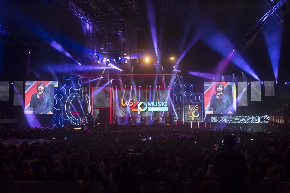 Los 40 Music Awards 2017 en Madrid – Detalles y Dónde Alojarse