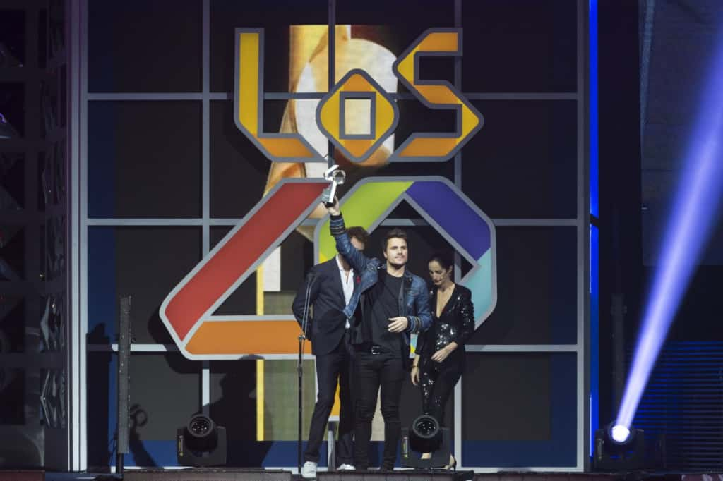 Los 40 Music Awards 2017 en Madrid