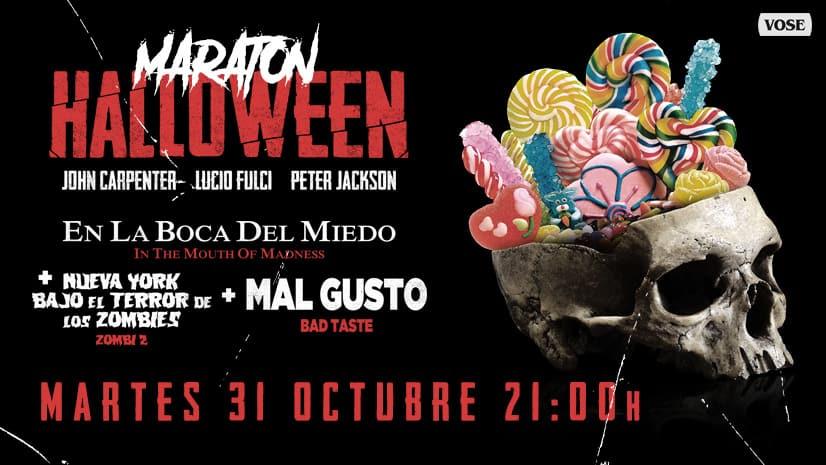 Los Mejores Planes para la Noche de Halloween 2017 en Barcelona