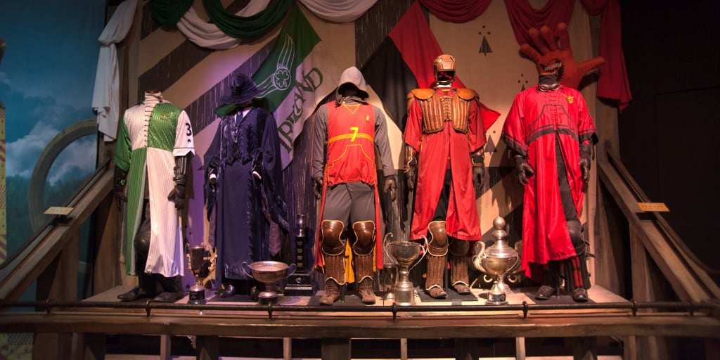 Exposición de Harry Potter en Madrid
