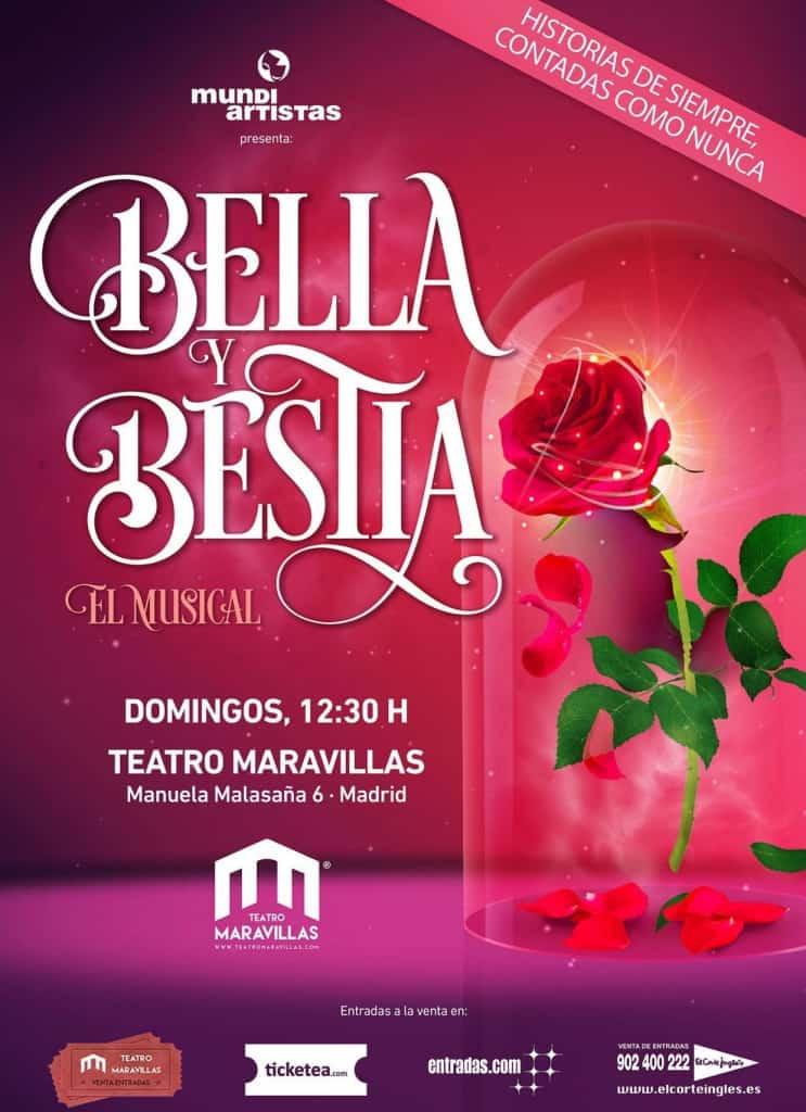 Los Mejores Musicales en Madrid 2018 - Programación y Hoteles