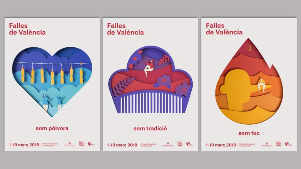 Fallas 2018 en Valencia - Programación y Dónde Alojarse