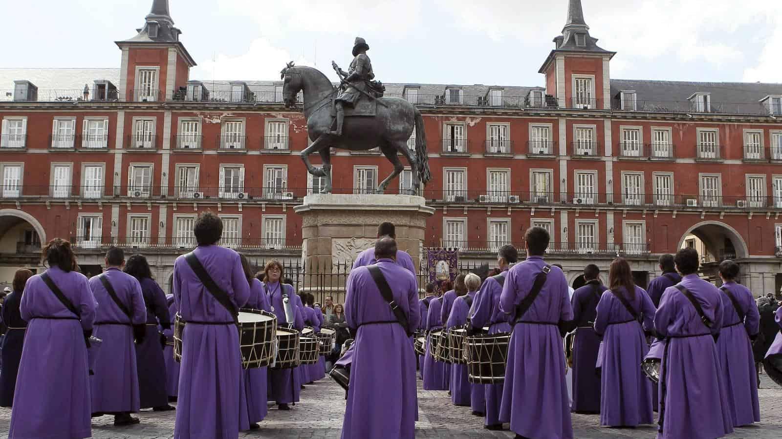 Semana Santa 2018 en Madrid – Programación, Planes y Hoteles