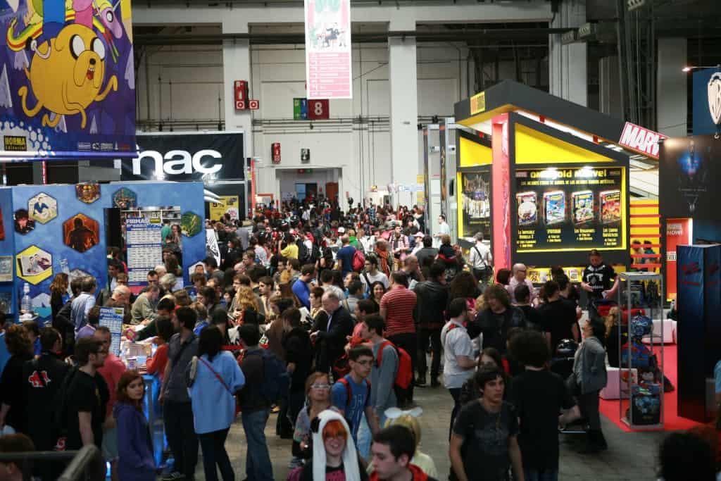Salón Internacional del Cómic de Barcelona 2018 - Guía y Dónde Alojarse