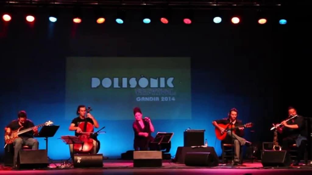 Concierto Azarí flamenco Valencia