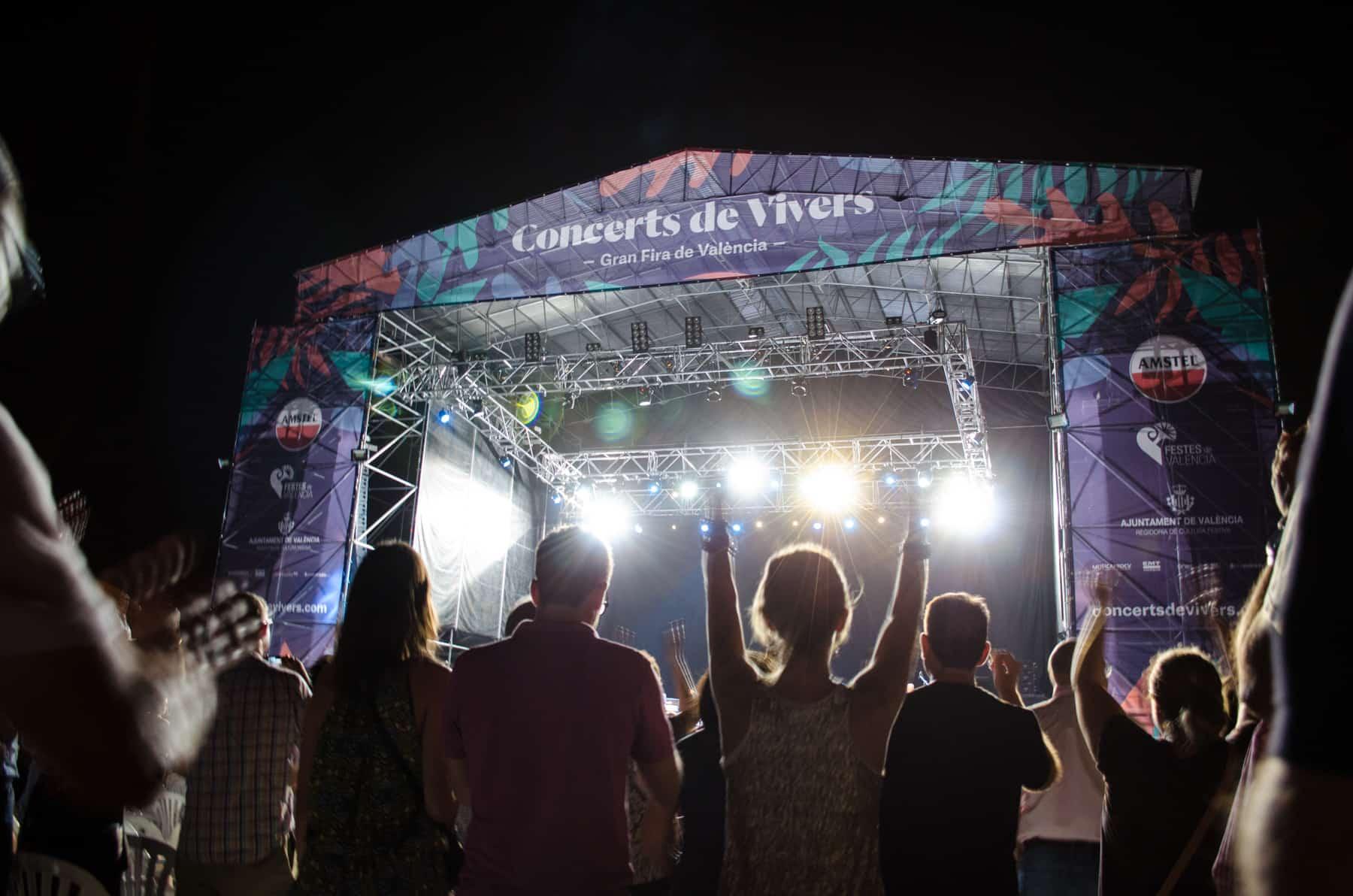 Concerts de Vivers 2019