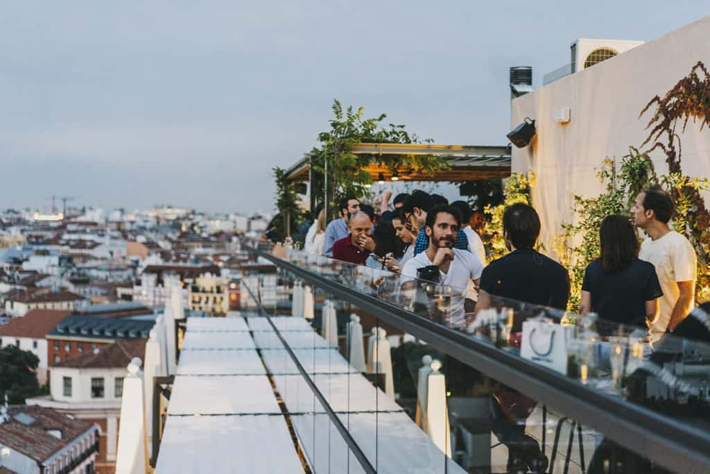 Nice To Meet You - mejores terrazas de Madrid