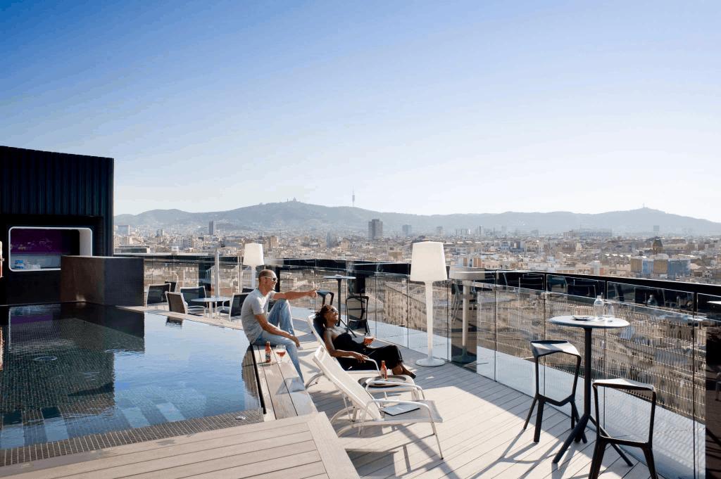 Roof Top Bar360 Travelodge