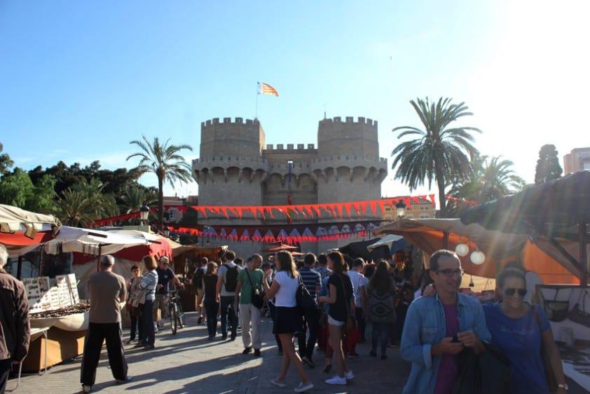 Día 7 de octubre del 2019 - Fiesta del 9 de Octubre en Valencia 2019