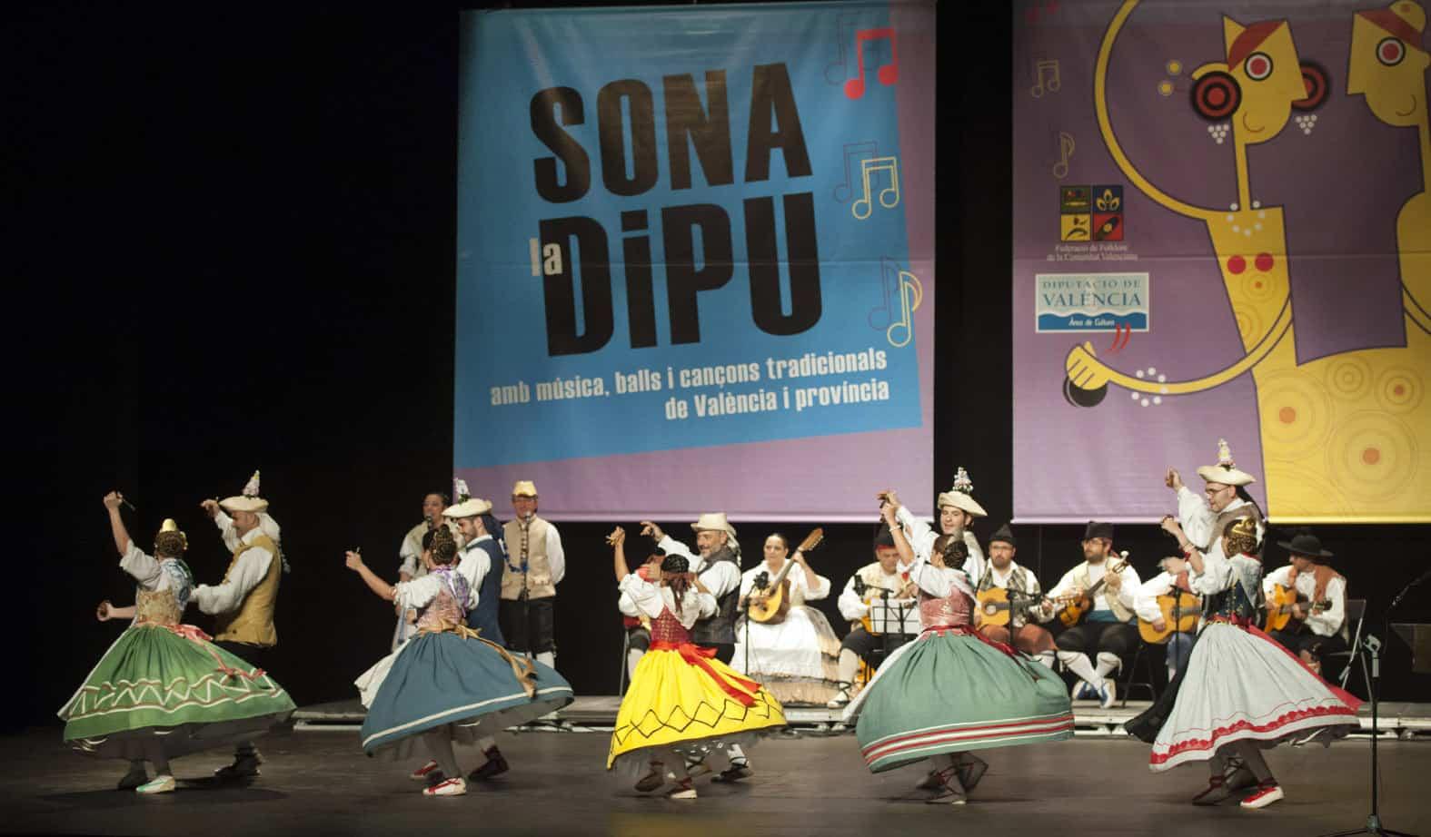 Día 8 de octubre del 2019 - Fiesta del 9 de Octubre en Valencia 2019