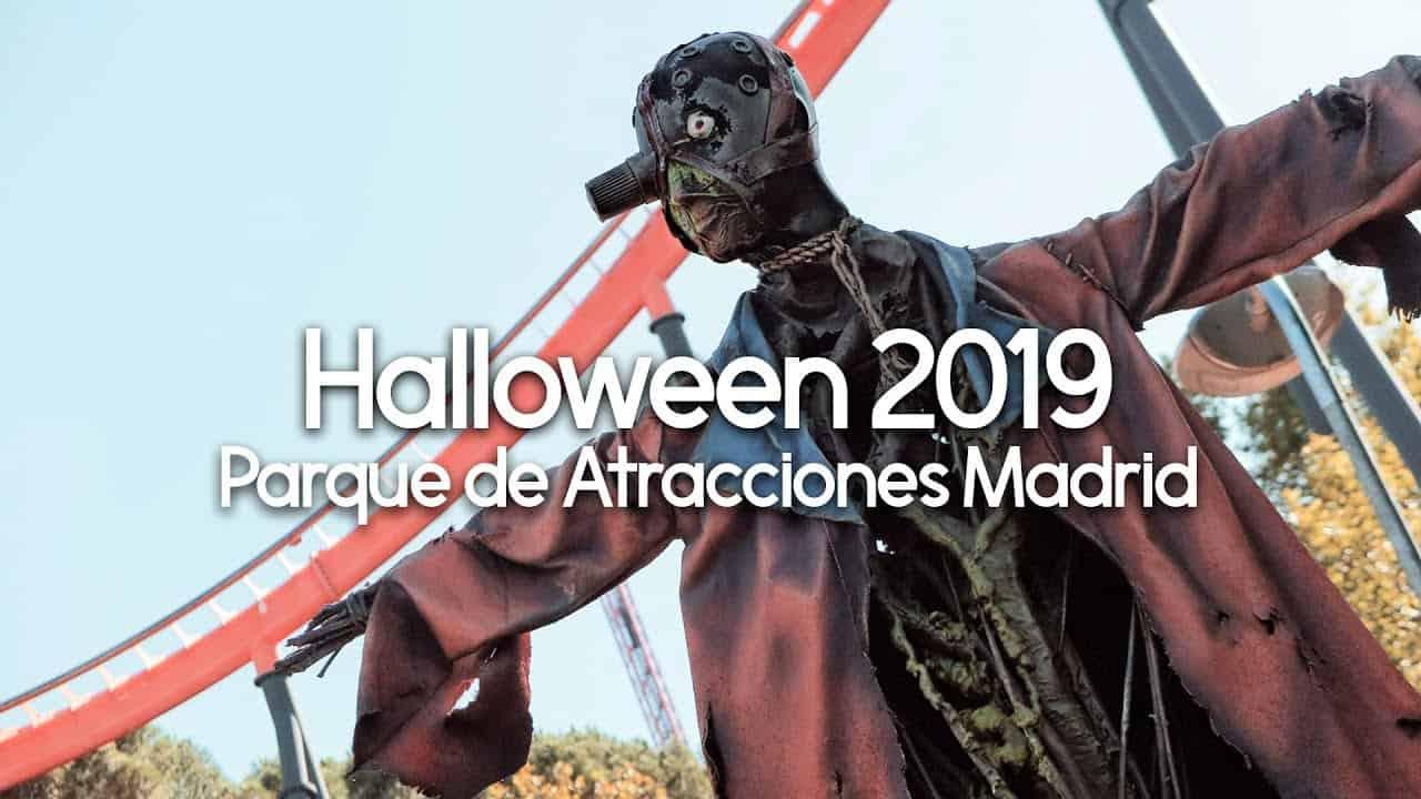 Halloween 2019 en el Parque de Atracciones
