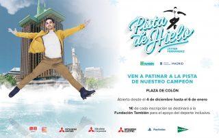 Travelodge Hoteles España - Pista de hielo de Colón Javier Fernández