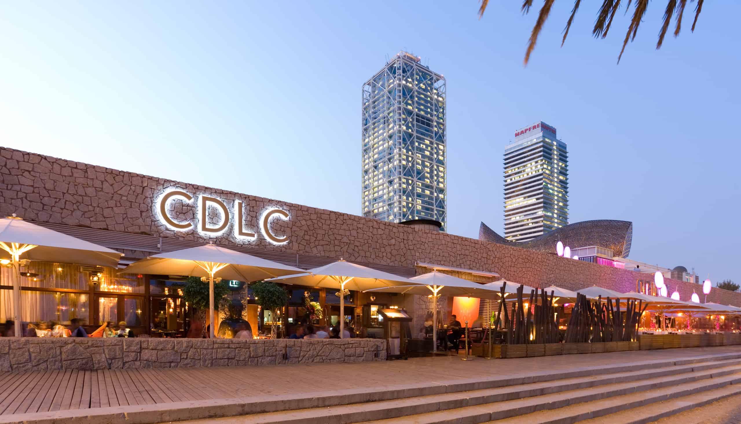 Carpe Diem Lounge Club (CDLC) - Los Mejores Restaurantes para Celebrar la Cena de Noche Vieja en Barcelona