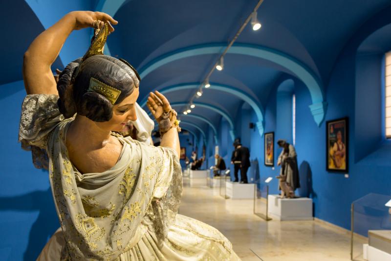 Los 4 mejores museos de Valencia - Fallas todo el año en el Museo Fallero