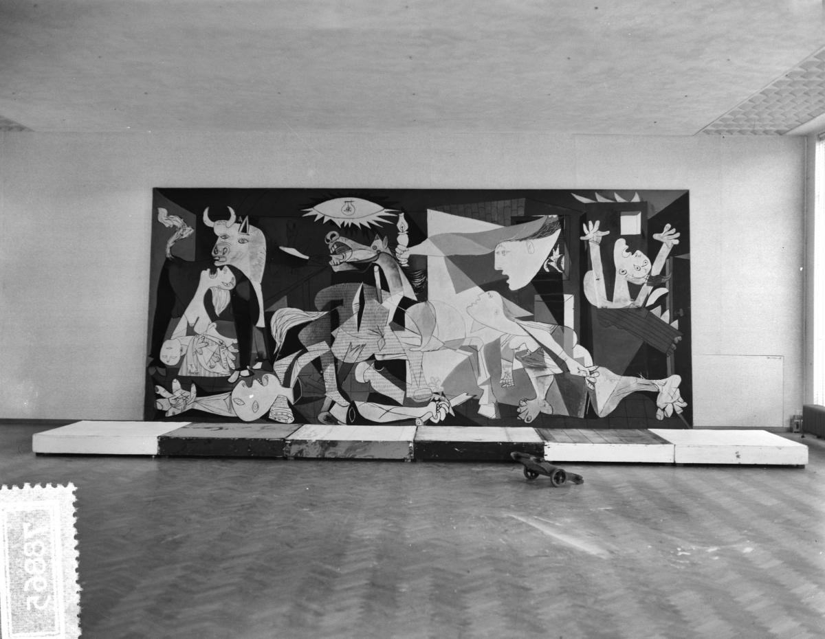 Cuatro museos imperdibles en Madrid - El Guernica es una parada obligatoria en el Reina Sofía