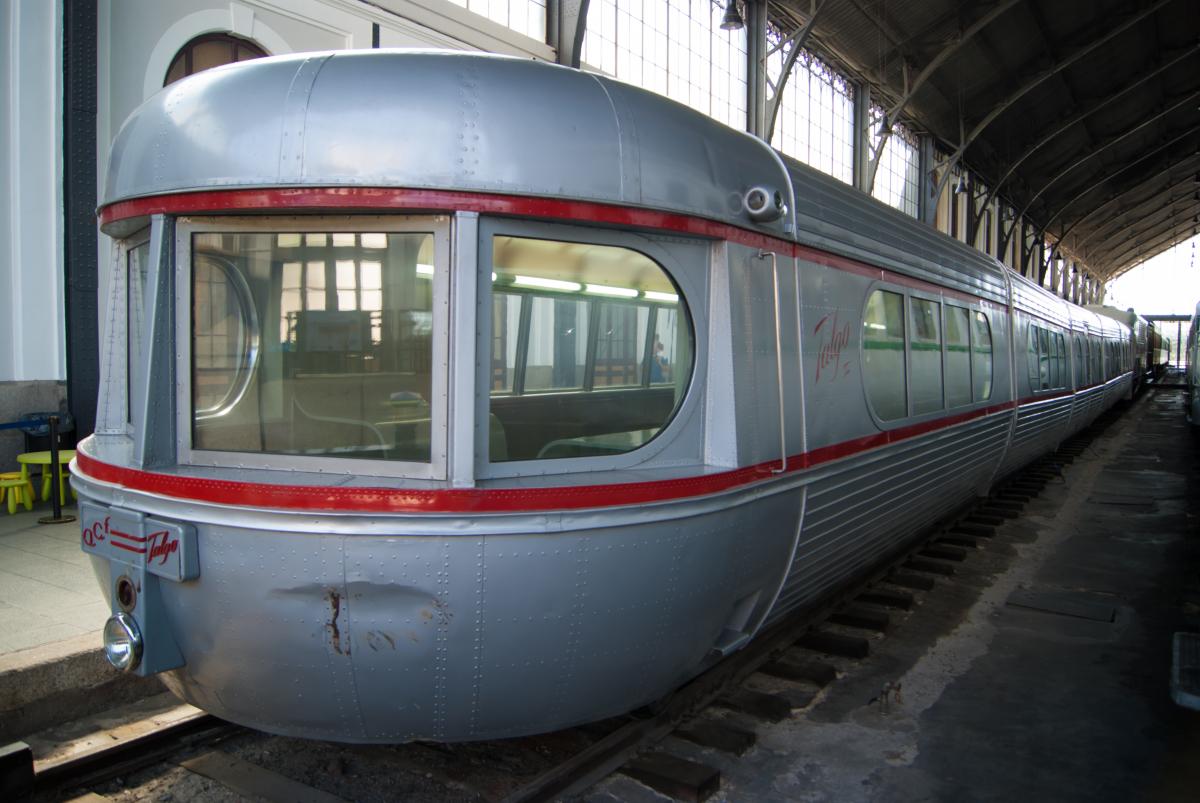 Cuatro museos imperdibles en Madrid - El museo del ferrocarril alberga auténticas joyas