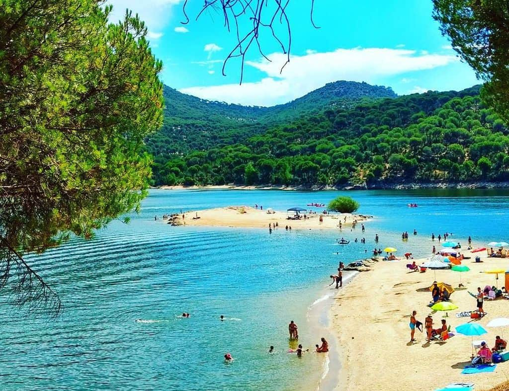 Playa del Alberche - Hoteles Travelodge